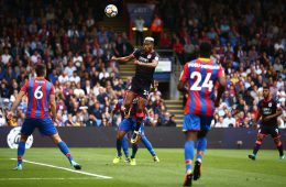 Steve Mounie vs Palace