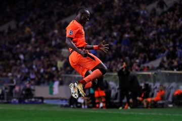 Sadio Mane Celebration