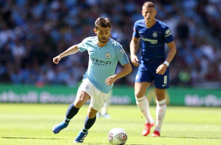Bernardo Silva vs Chelsea